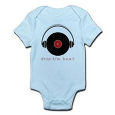 Drop The Beat Infant Bodysuit