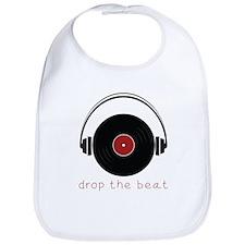 Drop The Beat Bib