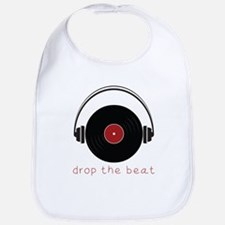 Drop The Beat Bib