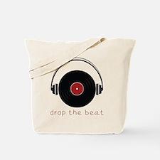 Drop The Beat Tote Bag