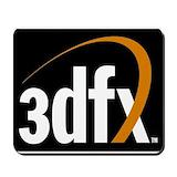 3dfx Classic Mousepad