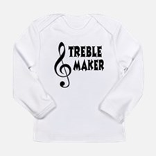 Treble Maker Long Sleeve Infant T-Shirt