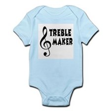 Treble Maker Onesie