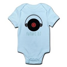Future DJ Infant Bodysuit