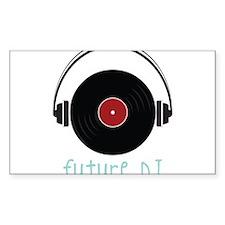 Future DJ Decal