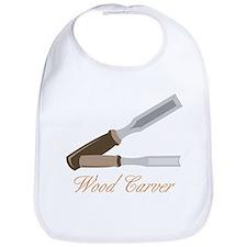 Wood Carver Bib
