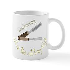 Woodcarving Mug