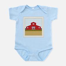 Barn Infant Bodysuit
