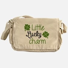 Little lucky charm Messenger Bag