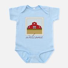 Welcome Infant Bodysuit