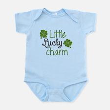Little lucky charm Infant Bodysuit