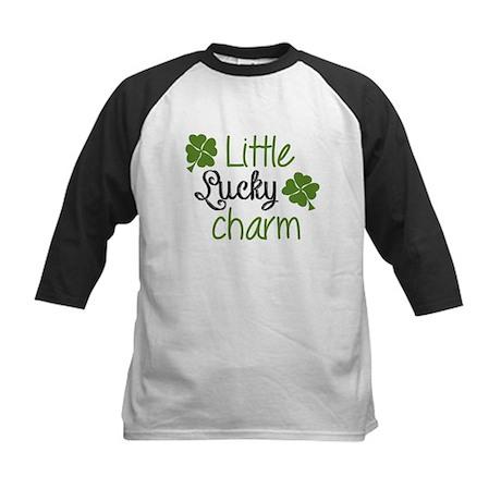 Little lucky charm Kids Baseball Jersey