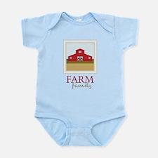 Farm Family Infant Bodysuit