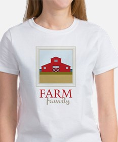 Farm Family Women's T-Shirt