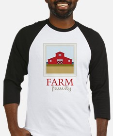 Farm Family Baseball Jersey