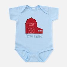 Farm Raised Infant Bodysuit