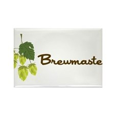 Brewmaster Rectangle Magnet