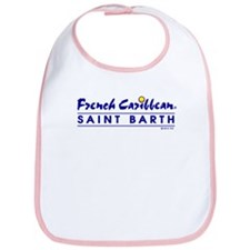 St. Barth Baby Bib / 4 Colors!