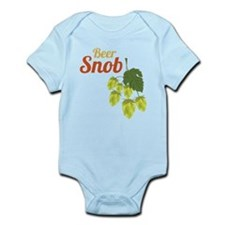 Beer Snob Infant Bodysuit