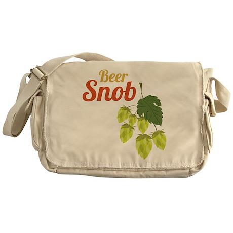 Beer Snob Messenger Bag