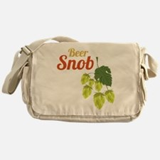 Beer Snob Messenger Bag