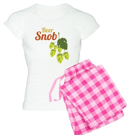 Beer Snob Women's Light Pajamas