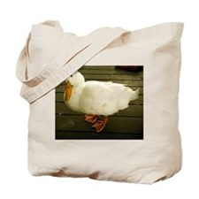 Pekin Duck Tote Bag