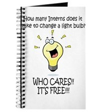 Cute Internship Journal