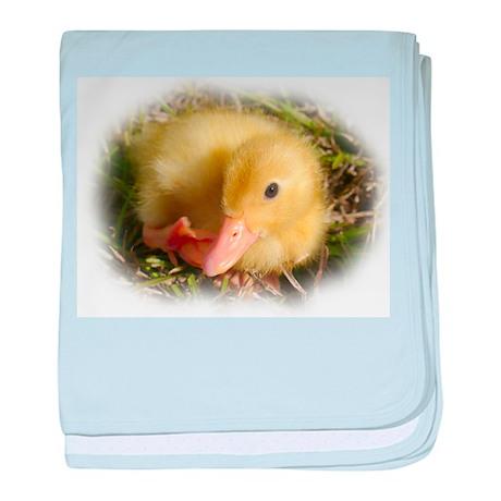 Baby Duckling baby blanket