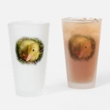 Baby Duckling Drinking Glass