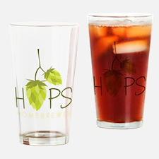 Homebrewer Drinking Glass