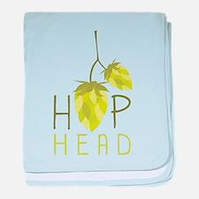 Hop Head baby blanket