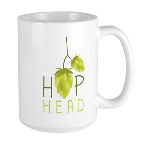 Hop Head Large Mug