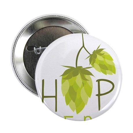 "Hop Head 2.25"" Button"