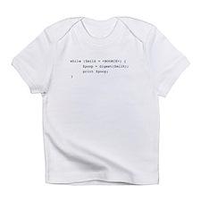 Unique Perl Infant T-Shirt