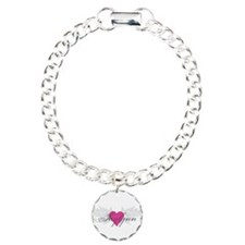 My Sweet Angel Jaylynn Charm Bracelet, One Charm
