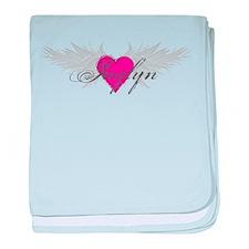 My Sweet Angel Jaylyn baby blanket