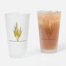 Wheat Drinking Glass