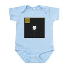 I have a 8 inch floppy disk Infant Bodysuit