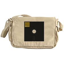 I have a 8 inch floppy disk Messenger Bag