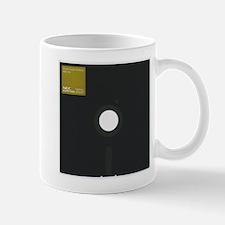 I have a 8 inch floppy disk Mug