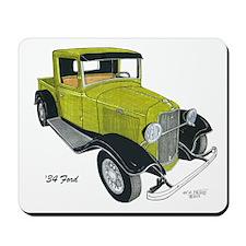 '34 Ford Pickup Mousepad