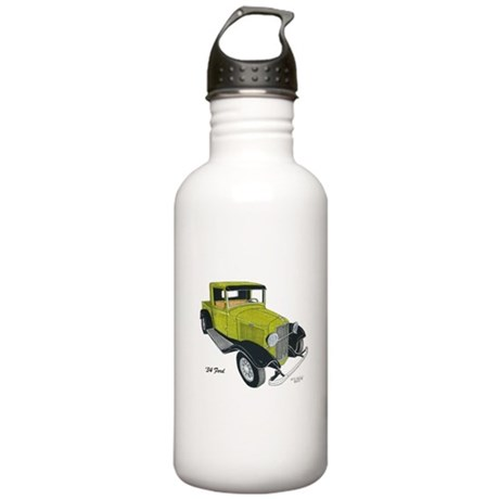 '34 Ford Pickup Stainless Water Bottle 1.0L
