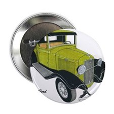 """'34 Ford Pickup 2.25"""" Button"""
