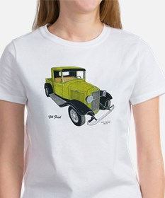 '34 Ford Pickup Women's T-Shirt