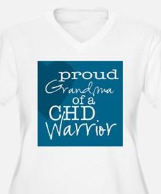 proud grandma copy.jpg Plus Size T-Shirt