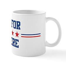 Vote for SINCERE Mug