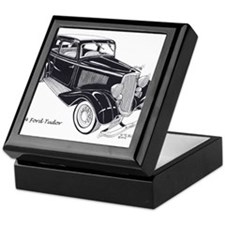 '34 Ford Tudor Keepsake Box