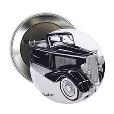 "'34 Ford Tudor 2.25"" Button"