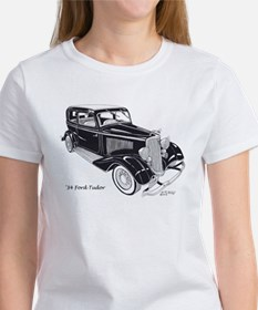'34 Ford Tudor Women's T-Shirt